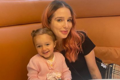 'Its not lazy parenting': Helen Flanagan defends her potty training struggles