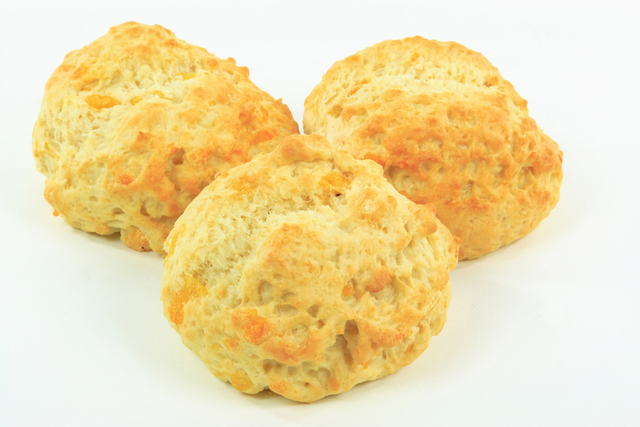 Really cheesy biscuits