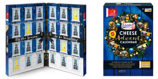 Lidl Ireland launch unusual advent calendars from as little as 99 cent