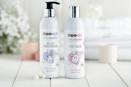 First-of-its-kind Irish organic baby skincare range launches