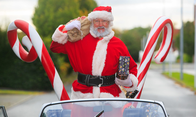 Dublins first Drive-In Christmas Grotto is nearly sold out!