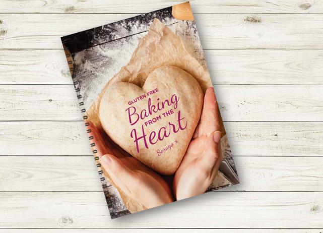 Wonderful new gluten free baking book by Irish mum