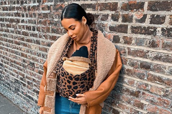 Rochelle Humes shows off her newborn son's unusually sophisticated nursery