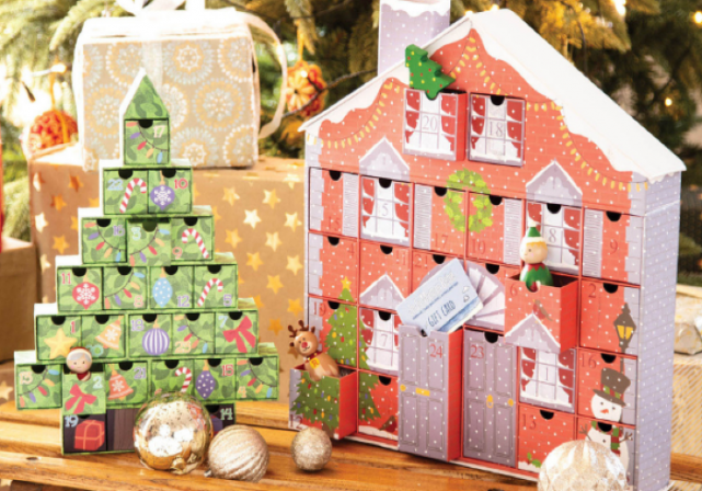 13 of the best advent calendars to treat yourself to for less than €20