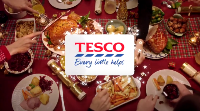 Tesco launches funny Irish festive ad with a nod to Connell