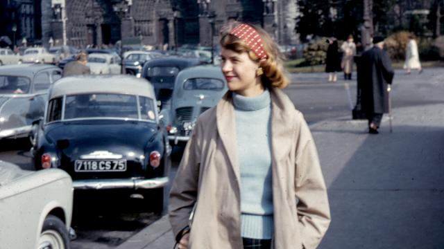 Book Review: 'My Second Home: Sylvia Plath in Paris, 1956' by Dave Haslam