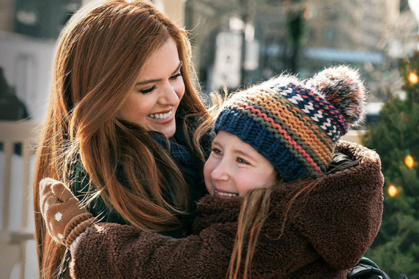 Disney+ drop the trailer for feel-good Christmas comedy film with Isla Fisher