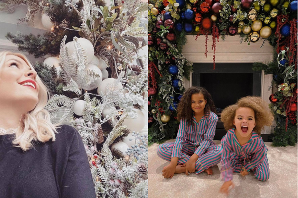 Feeling Festive: Celebs whove already decorated their homes for Christmas