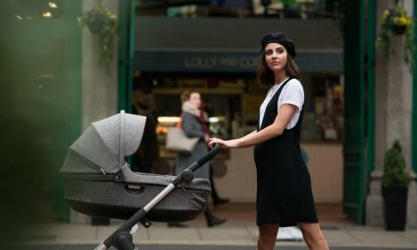 Irish maternity brand launches stunning new winter collection