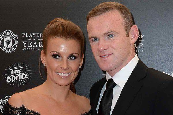 Coleen Rooney shares adorable Christmas photos with her four boys in matching PJs