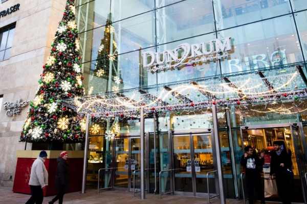 Several new stores are coming to Dundrum just in time for Christmas