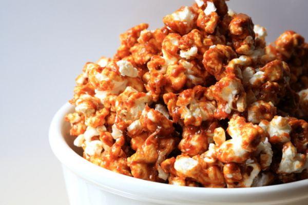 How to make caramel popcorn - the perfect snack for the Late Late Toy Show