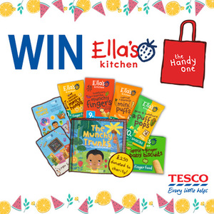 Win a gorgeous Ellas kitchen finger food bundle