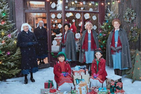 Everything you need to know about the Call The Midwife Christmas special