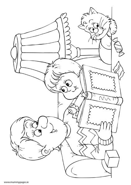 father's day coloring page | Fathers day coloring page, Sunday ... | 597x422