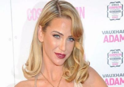 """I'm fighting as hard as I possibly can"": Sarah Harding gives emotional breast cancer update"
