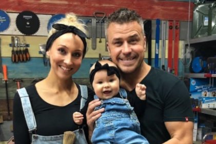 Big Brother star Craig Phillips welcomes second baby with very unique name