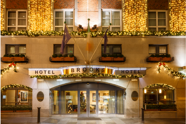 We've found the ultimate hotel break for those who love Christmas shopping