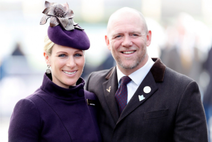Another Royal Baby! Zara and Mike Tindall expecting their third child