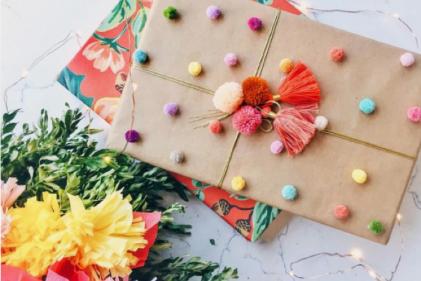 All the tips a Gift Wrap Goddess needs this Christmas