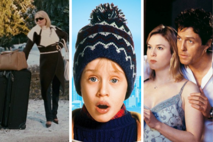 These are the BEST films to watch on the telly this Christmas