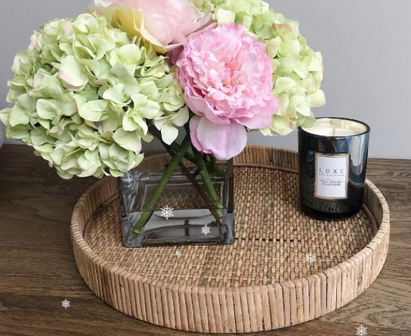 The gift that keeps on giving: Beautiful faux flowers that will last for years