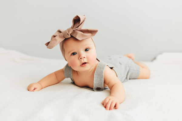 The top 20 most popular baby girl names from 2020