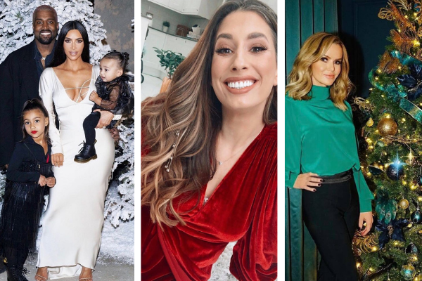 Merry and Bright: These are the celebrities with the BEST Christmas trees