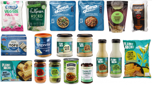 Veganuary has arrived and Aldi has got you covered
