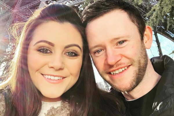 Harry Potter actor Devon Murray and girlfriend welcome first child together