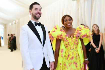 Serena Williams' husband slams sexist and racist comments about his wife