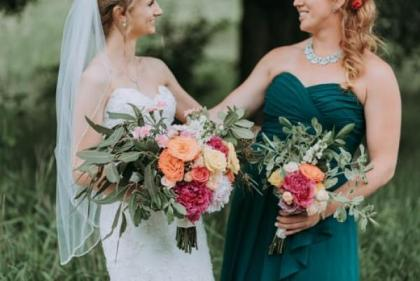These are the incoming 2021 bridesmaids dress trends