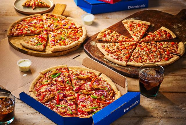 Domino's expands vegan friendly range with Chick-Ain't pizza & nuggets