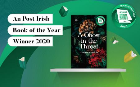 A Ghost in the Throat has to be your next book club read