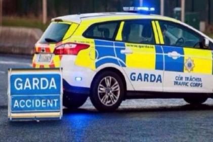 Gardaí rescue woman trapped in car after skidding into a river in Limerick
