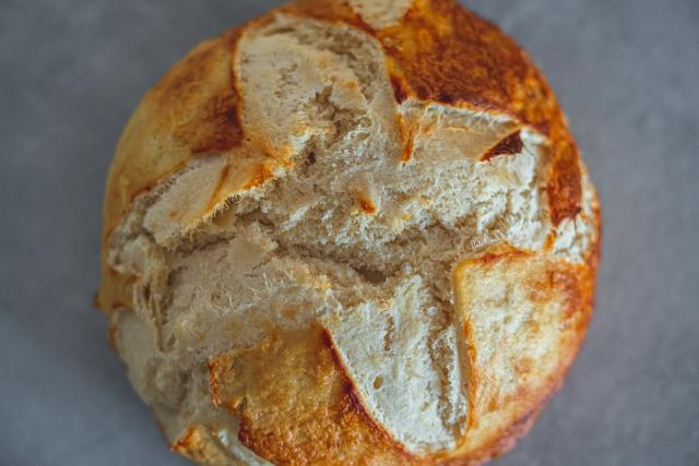 Gluten-free tomato bread recipe; need we say more?