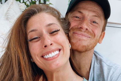 Wedding Bells: Stacey Solomon emotionally confirms that she can get married at home