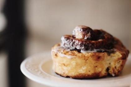 Vegan cinnamon rolls; BOSHs tastiest recipes