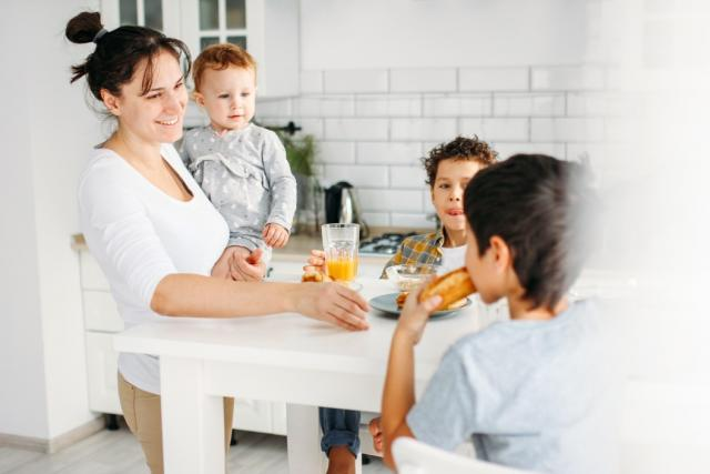 The benefits of dairy for family immune support