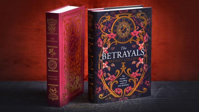 The Betrayals is the book everyone will be talking about