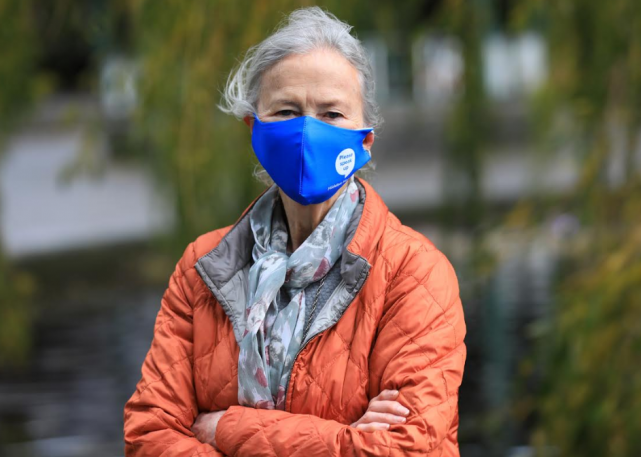Free hearing aid batteries and face masks for people in need