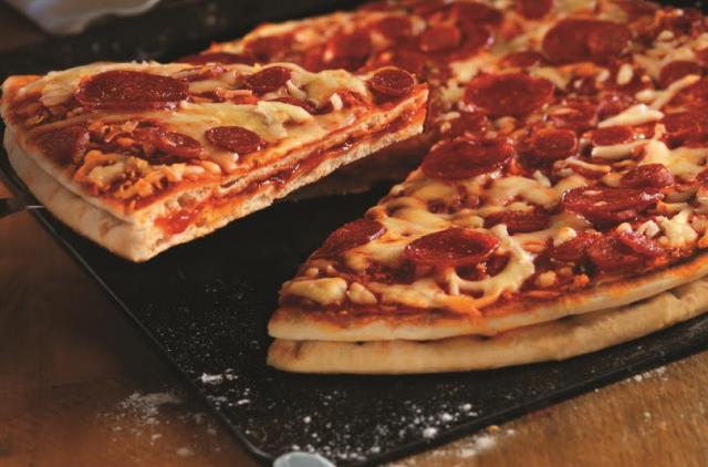 It's double the pleasure: Iceland Ireland launches double decker pizzas