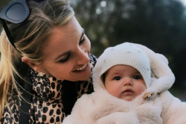 Vogue Williams shows off baby Gigi's gorgeous nursery in new Howth home