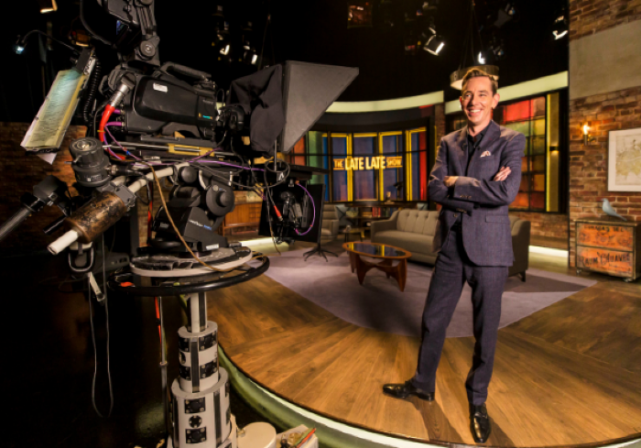 Star-studded line-up announced for tomorrow nights Late Late Show