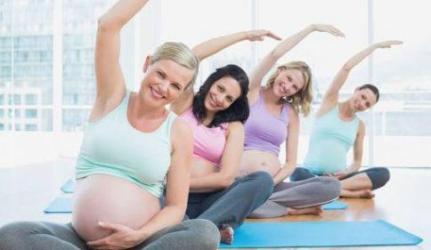 FREE live antenatal pilates class Saturday morning at 10.30