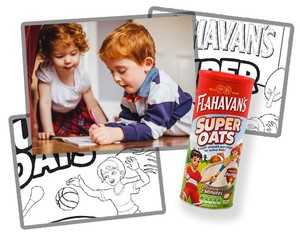 Win €500 Art Supplies for your School and €500 for you with Flahavan's