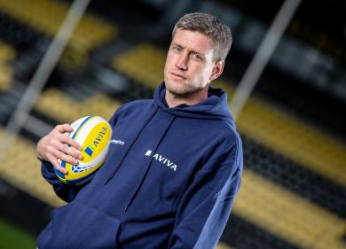 Free mid-term break activity - Aviva Mini Rugby Virtual Skills Hub