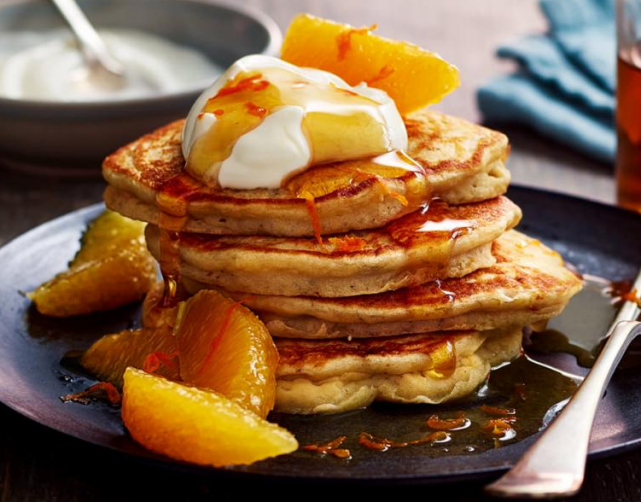 Pancake Tuesday inspiration for vegan and gluten free eaters