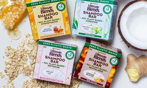 Garnier launches Ireland's first mainstream zero plastic waste shampoo bar