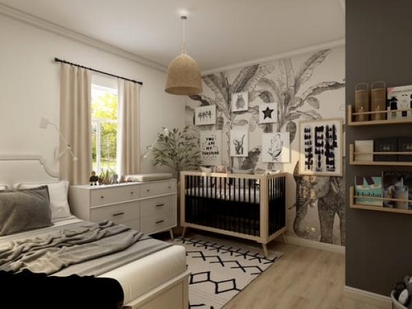 Looking for nursery inspo? Check out these stunning rooms
